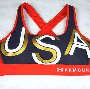 Under Armour Americana USA Sports Bra